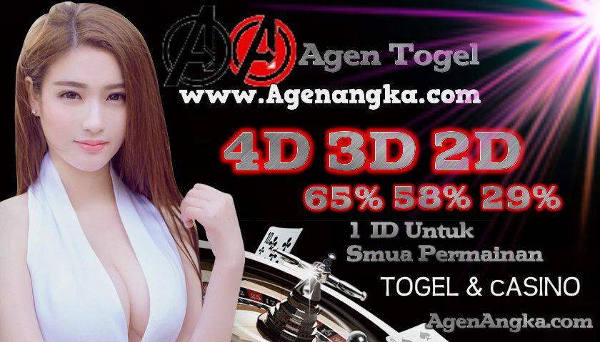 Agen Judi Togel Online